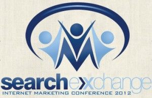 SearchExchange internet marketing conference 2012