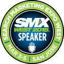 I am speaking at SMX West