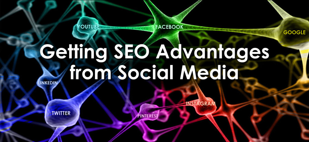Getting SEO advantages from Social Media like Twitter and Facebook.