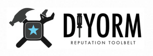 DIYORM logo, circa 2014: Michael Streko's project.